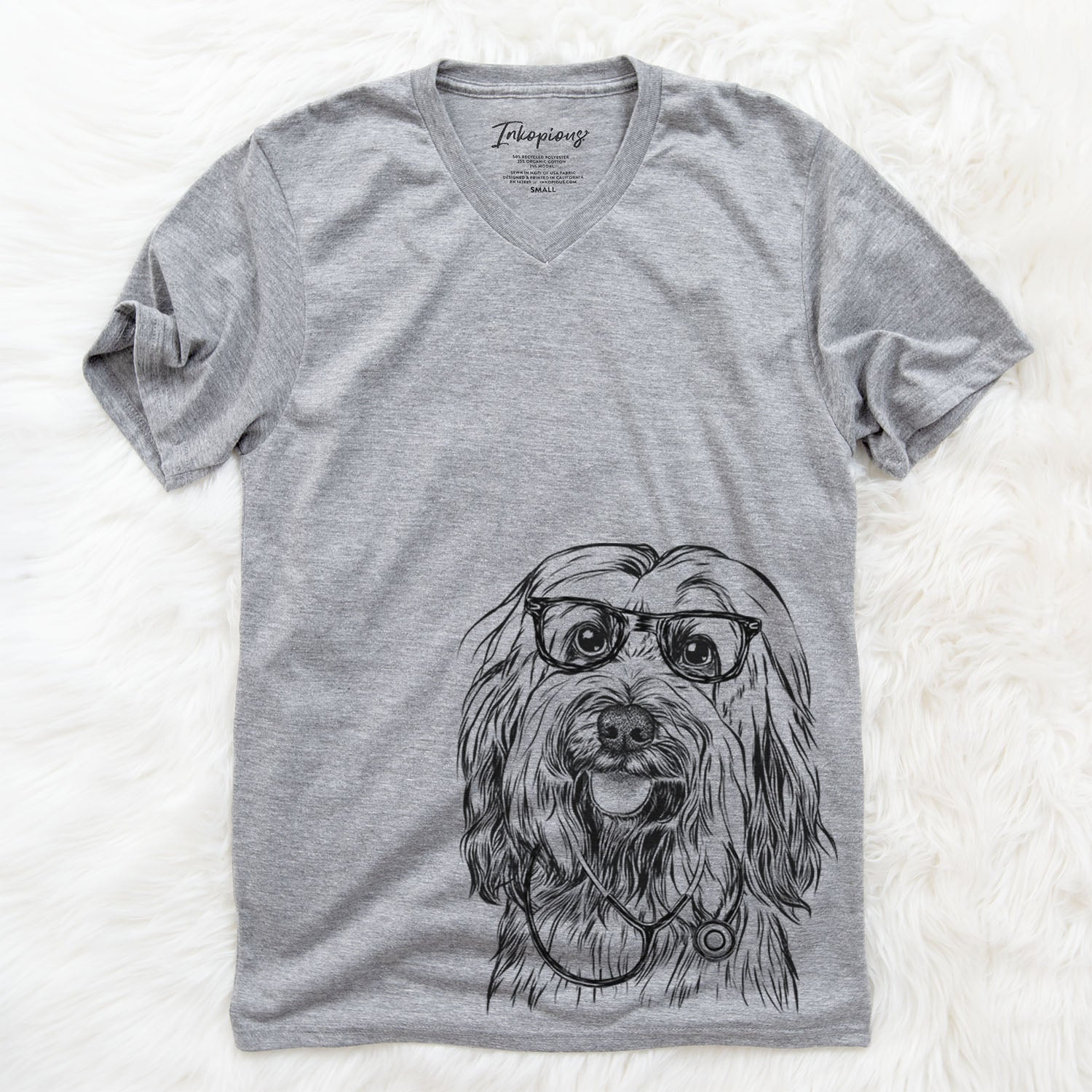 Rime the Tibetan Terrier  - Medical Collection