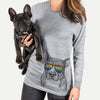 Mercy the Pitbull  - Rainbow Collection