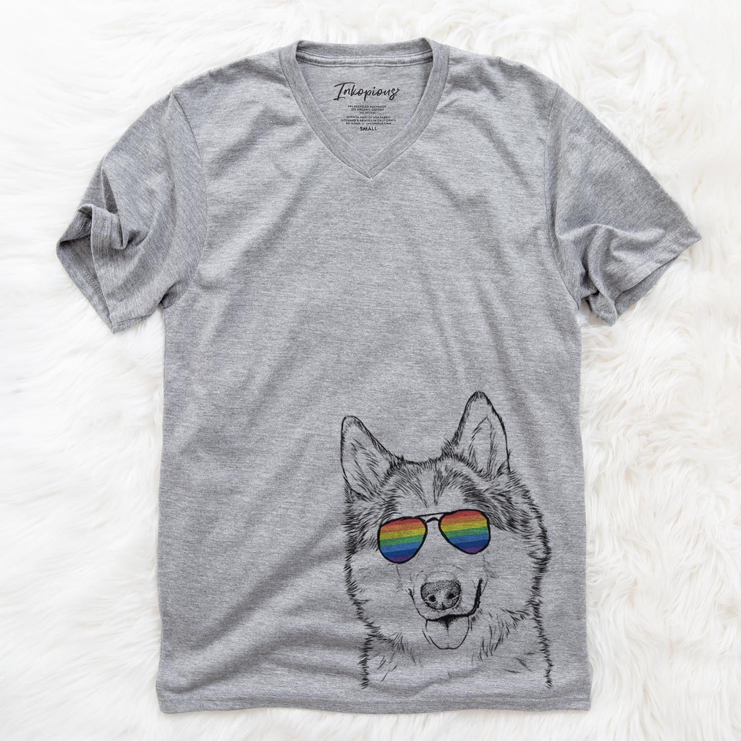 Roshi the Mixed Breed  - Rainbow Collection