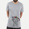Happy Otis the Miniature Goldendoodle  - Sombrero Collection