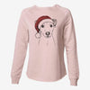 Ally the Jack Russell Terrier - Cali Wave Crewneck Sweatshirt