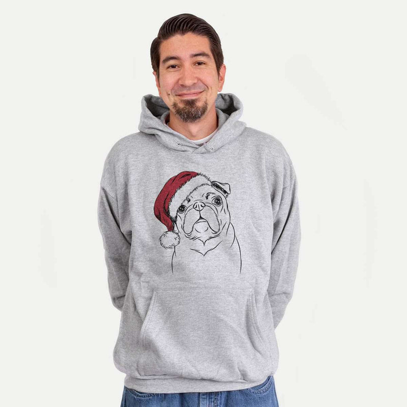 Darling Chloe the Pug  - Christmas Collection