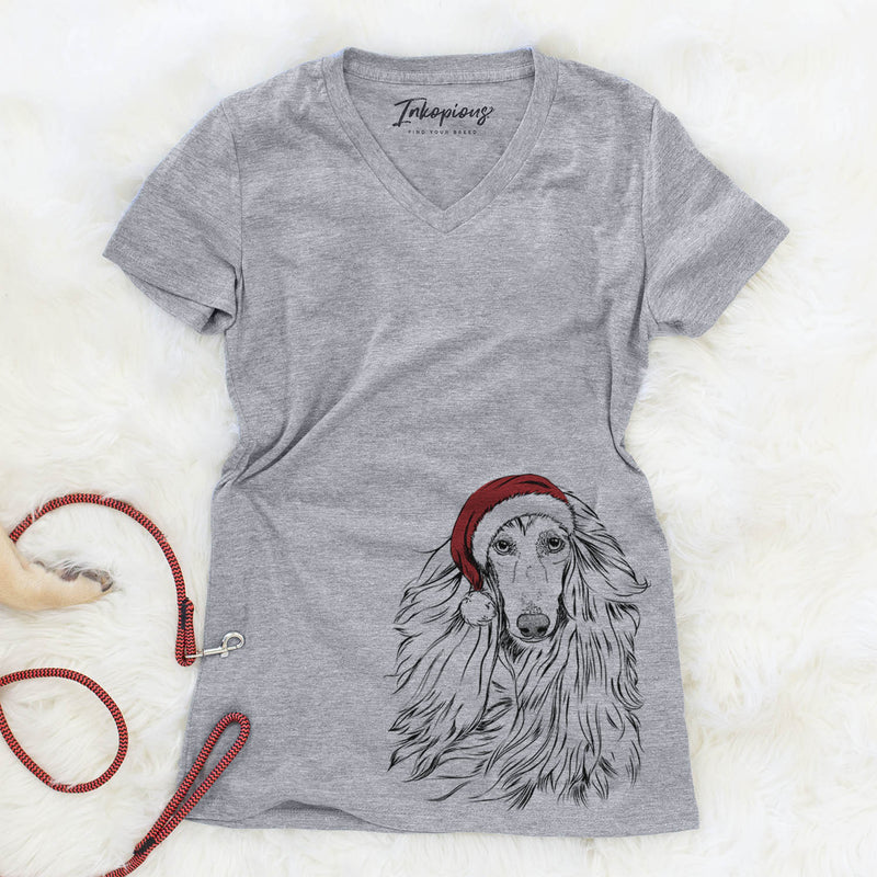 Fabio the Afghan Hound  - Christmas Collection
