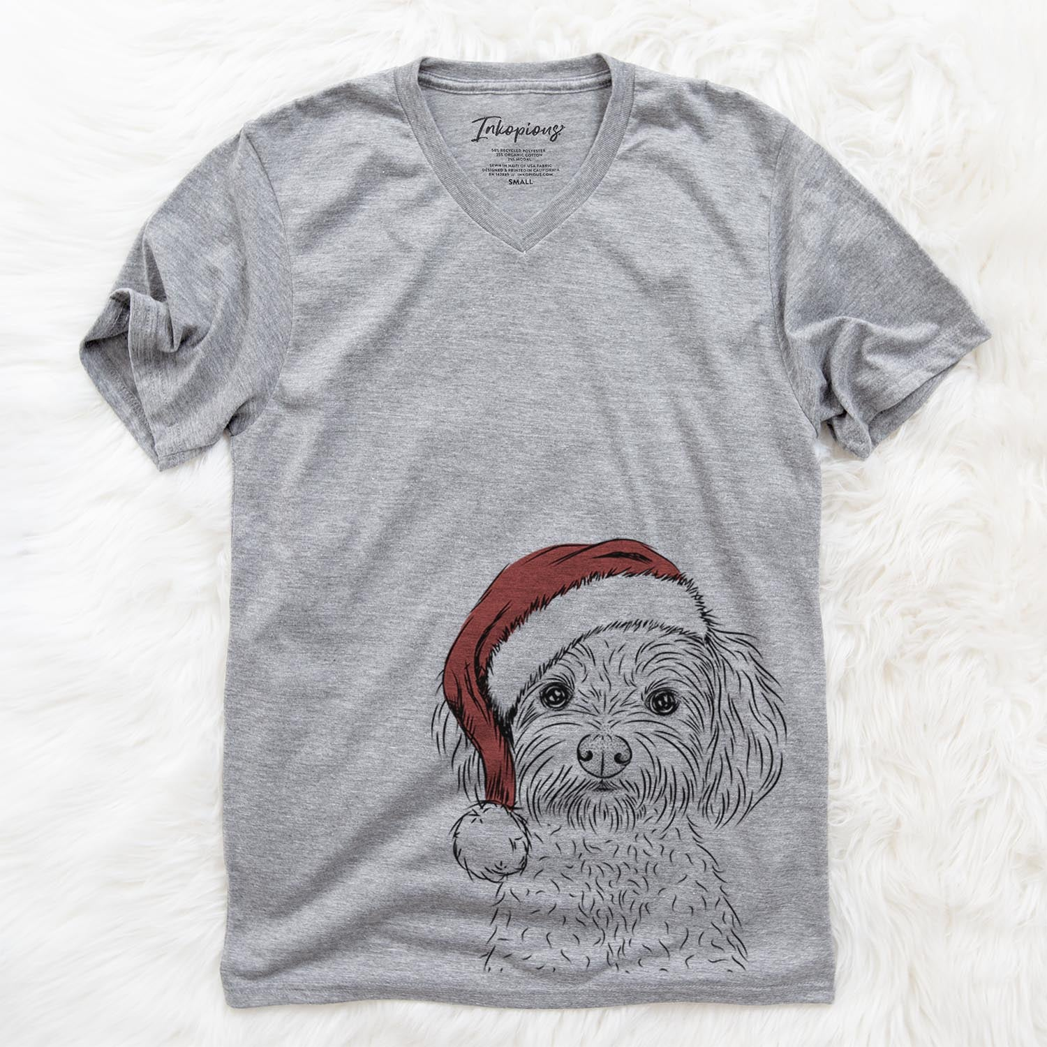 Francesca the Maltipoo  - Christmas Collection