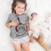 Santa Henry the Bengal Cat - Kids/Youth/Toddler Shirt