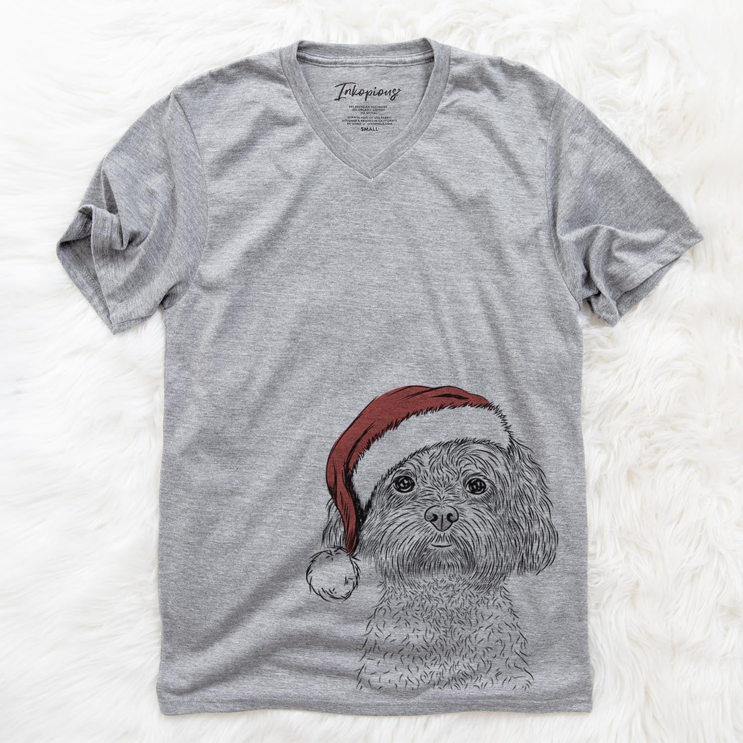 Lane the Lhasa Apso  - Christmas Collection