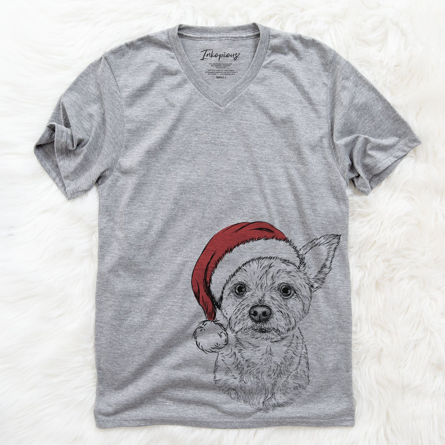 Mango the Mixed Breed  - Christmas Collection