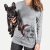 Piggy the American Staffordshire Terrier  - Christmas Collection