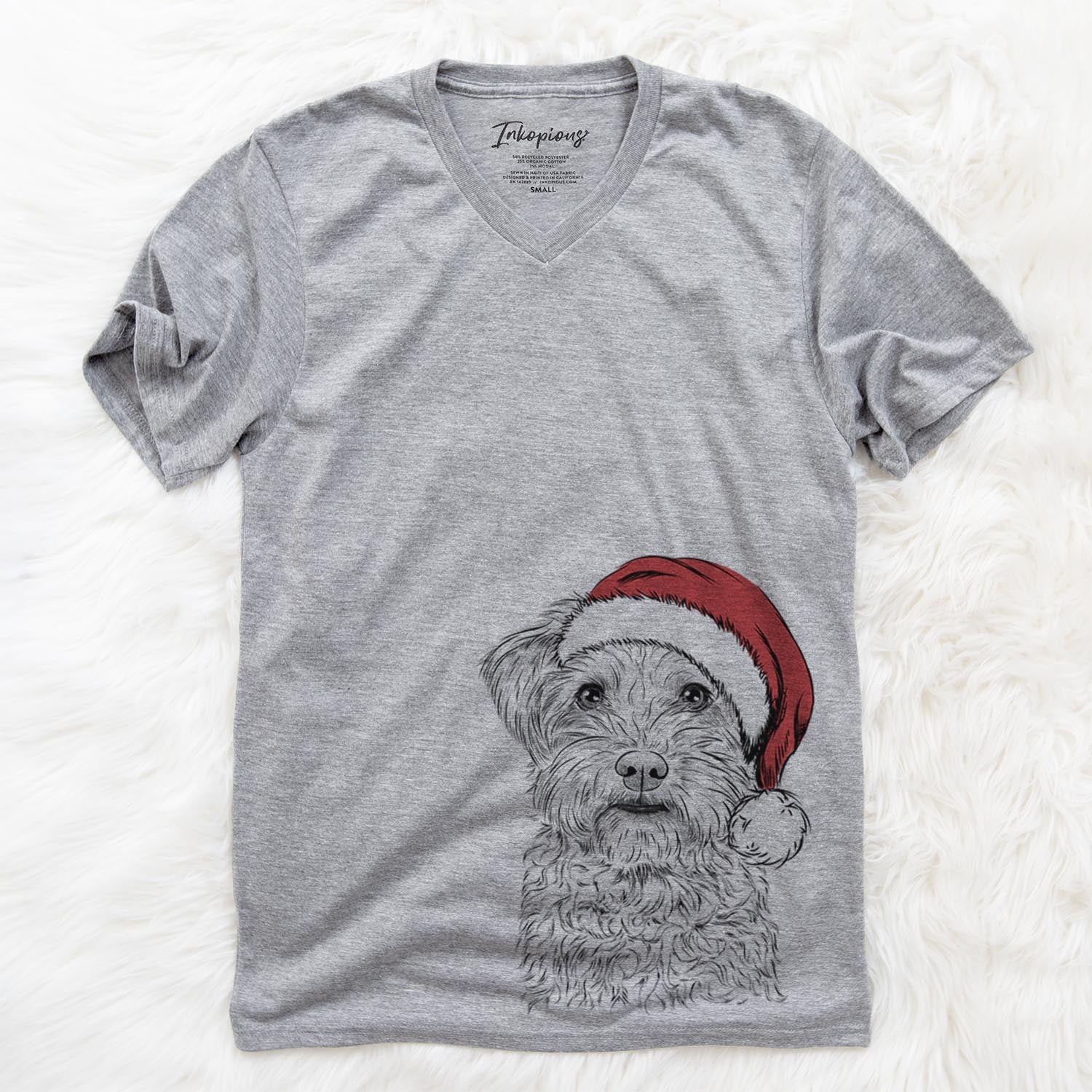 Rudy the Schnoodle  - Christmas Collection