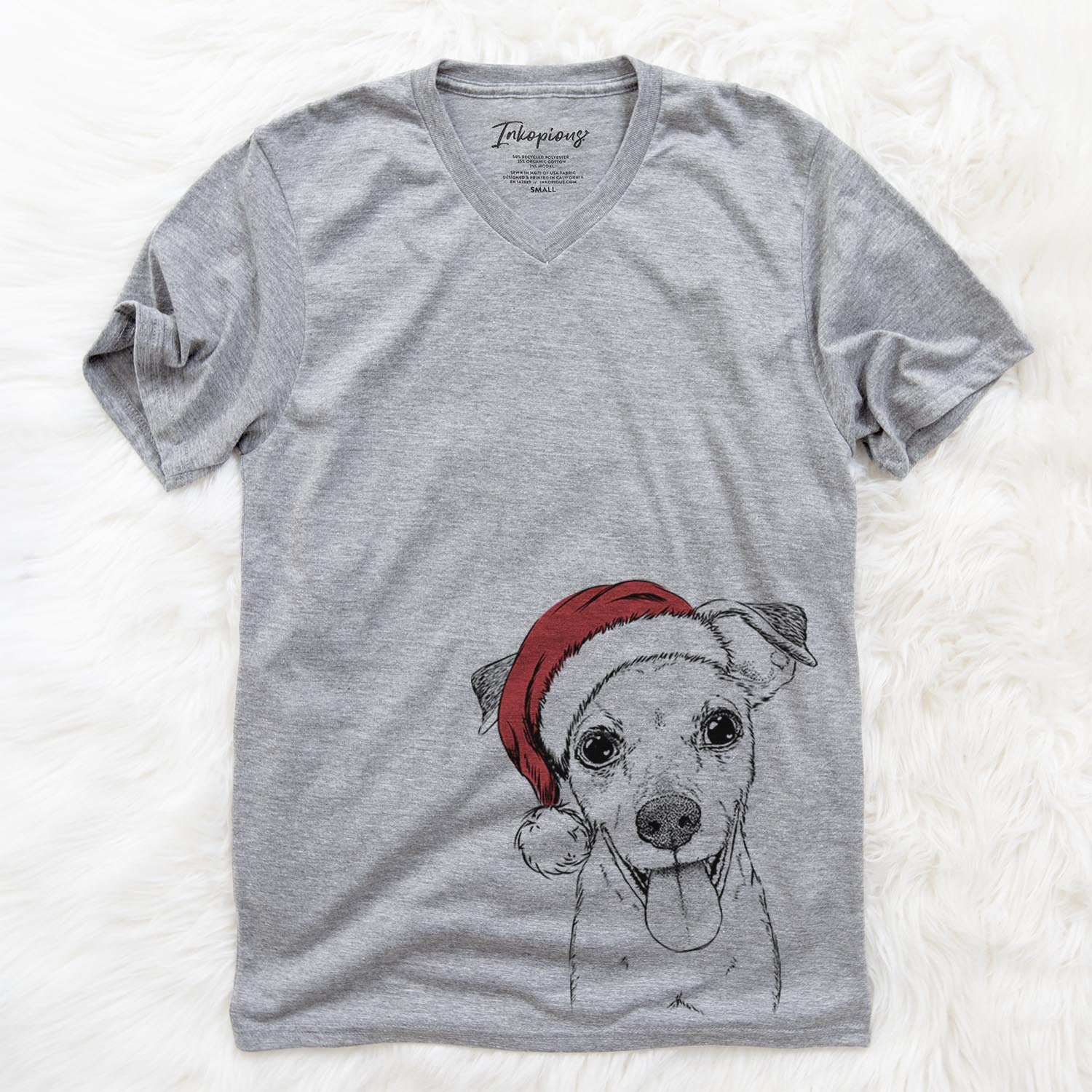 Tyler the Mixed Breed  - Christmas Collection