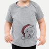 Santa Welma the West Highland Terrier - Kids/Youth/Toddler Shirt