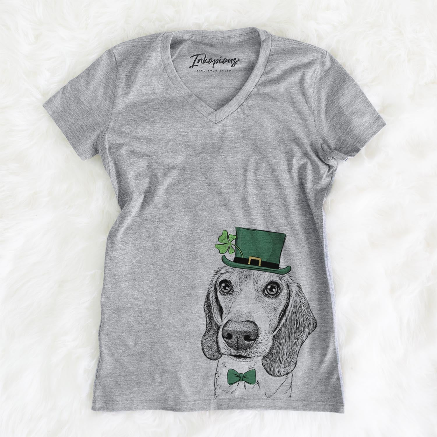 Elvis the Beagle  - St. Patricks Collection