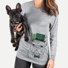 Fudge the French Bulldog  - St. Patricks Collection