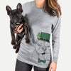 Happy Franco the French Bulldog  - St. Patricks Collection