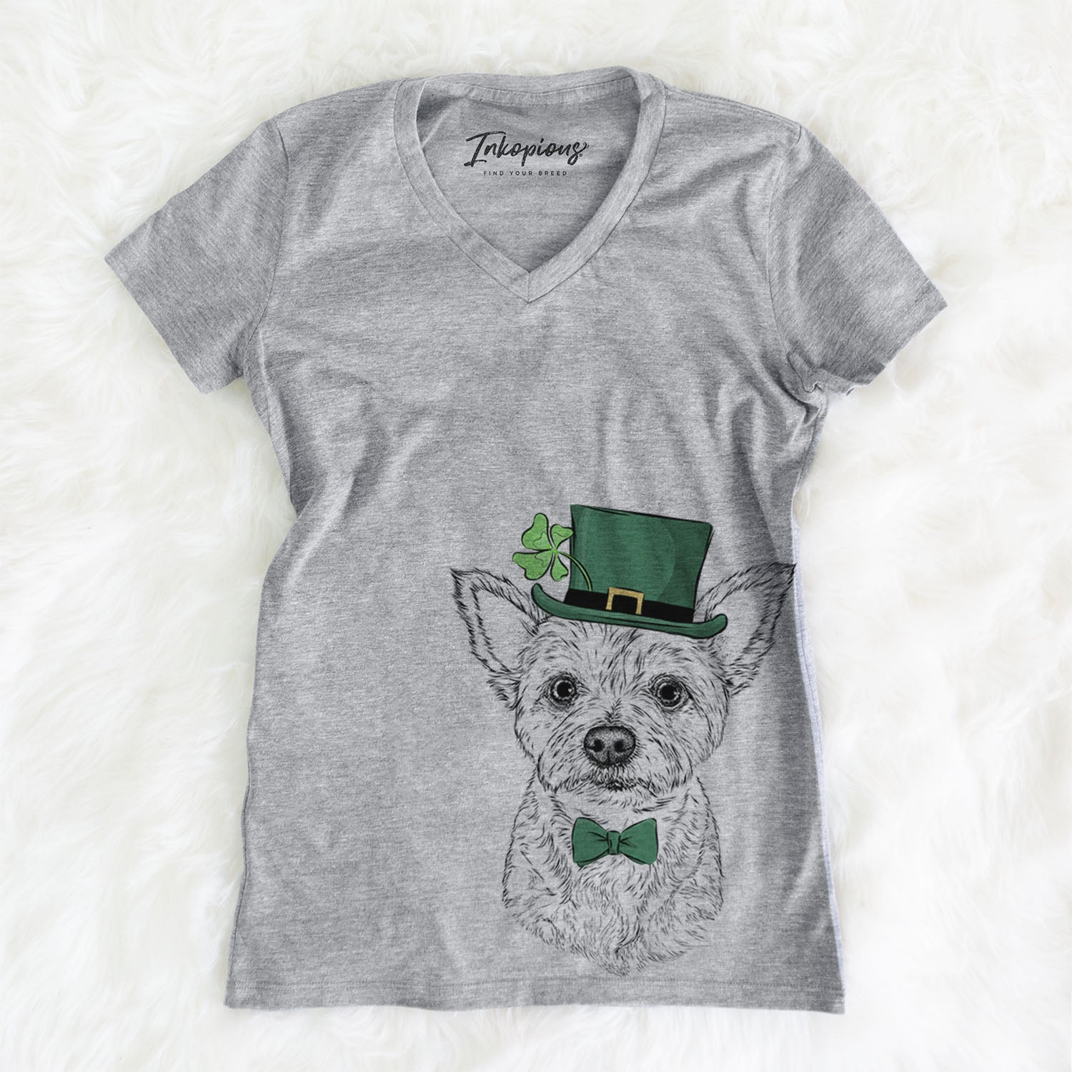 Mango the Mixed Breed  - St. Patricks Collection