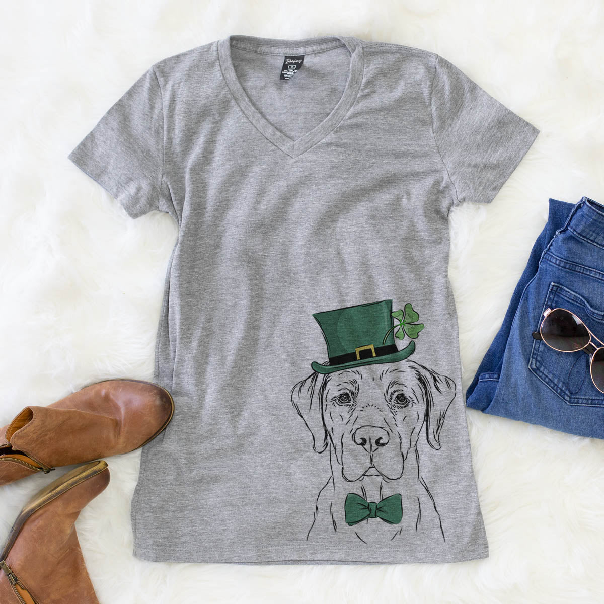 Rowdy the Labrador Retriever  - St. Patricks Collection