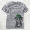 Tobes the Chocolate Lab  - St. Patricks Collection