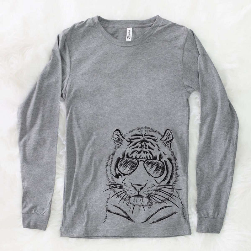Taz the Tiger - Long Sleeve Crewneck
