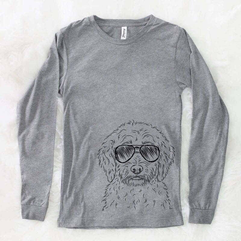 Teddy the Labradoodle - Long Sleeve Crewneck
