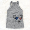 Ally the Jack Russell Terrier  - USA Patriotic Collection