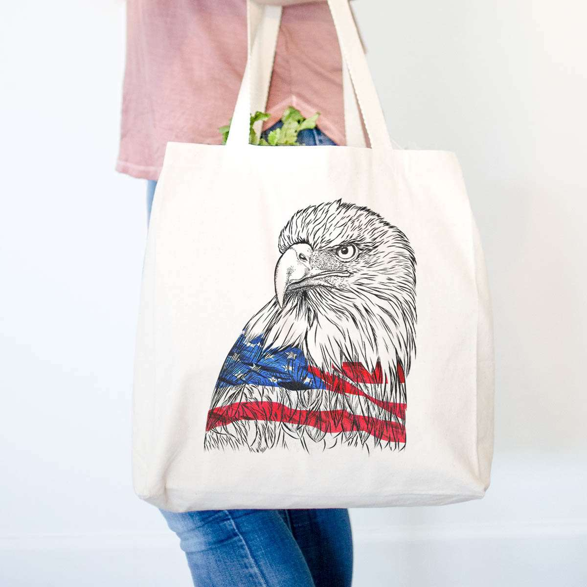 USA Eagle  - Tote Bag