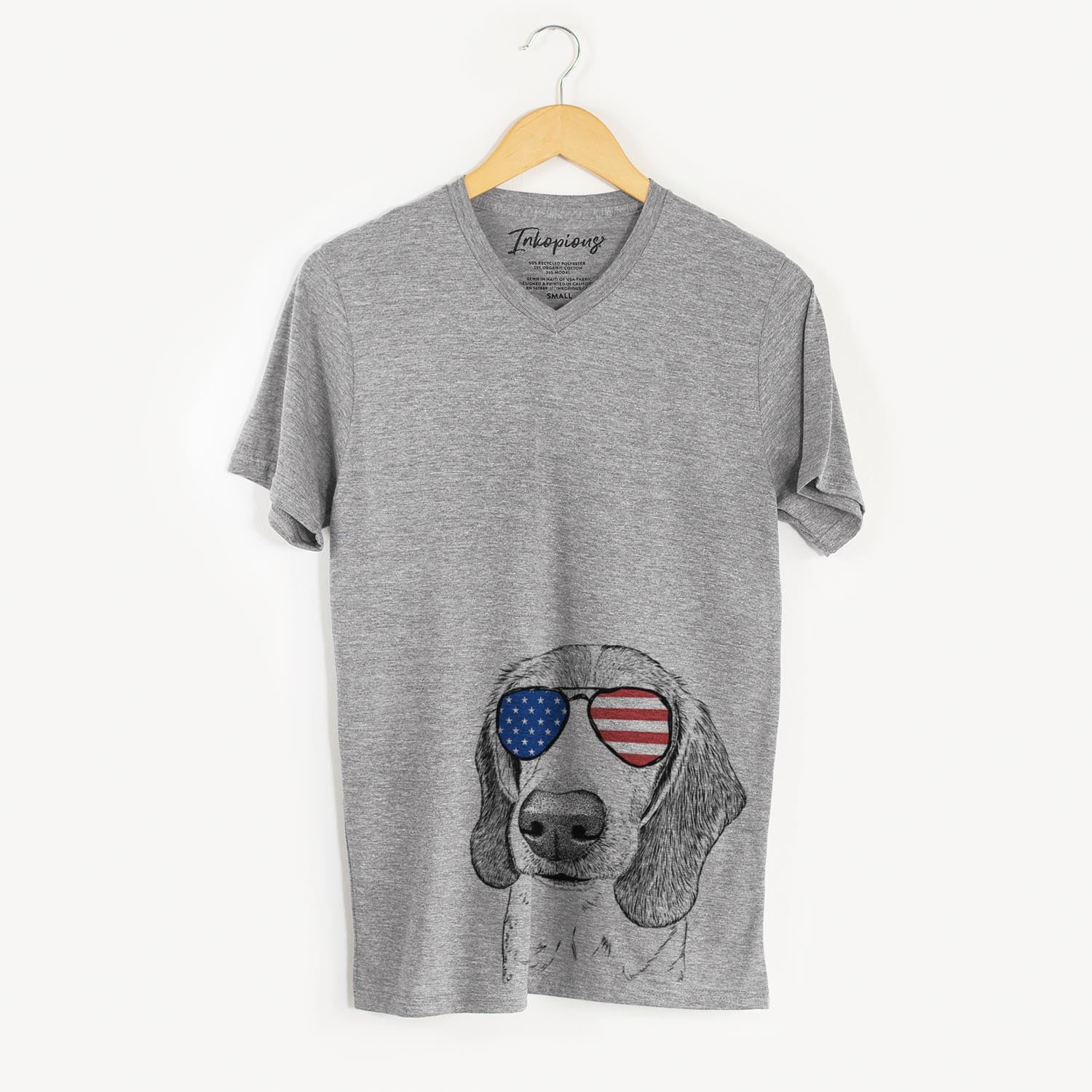 Elvis the Beagle  - USA Patriotic Collection