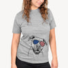 Frankie Tankie the Boxer Mix  - USA Patriotic Collection