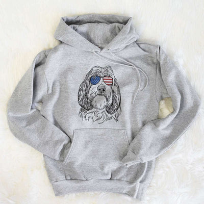 Gerard the Petit Basset Griffon Vendéen  - USA Patriotic Collection