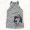 Hutch the English Setter  - USA Patriotic Collection