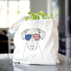 Kozmo the Jack Russell Terrier - Tote Bag