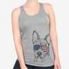 Leo the Ibizan Hound/Bull Mastiff Mix  - USA Patriotic Collection