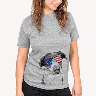 Sophia the Mixed Breed  - USA Patriotic Collection