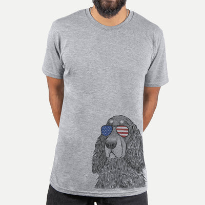 Stormy the Gordon Setter  - USA Patriotic Collection