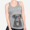 Tobes the Chocolate Lab  - USA Patriotic Collection