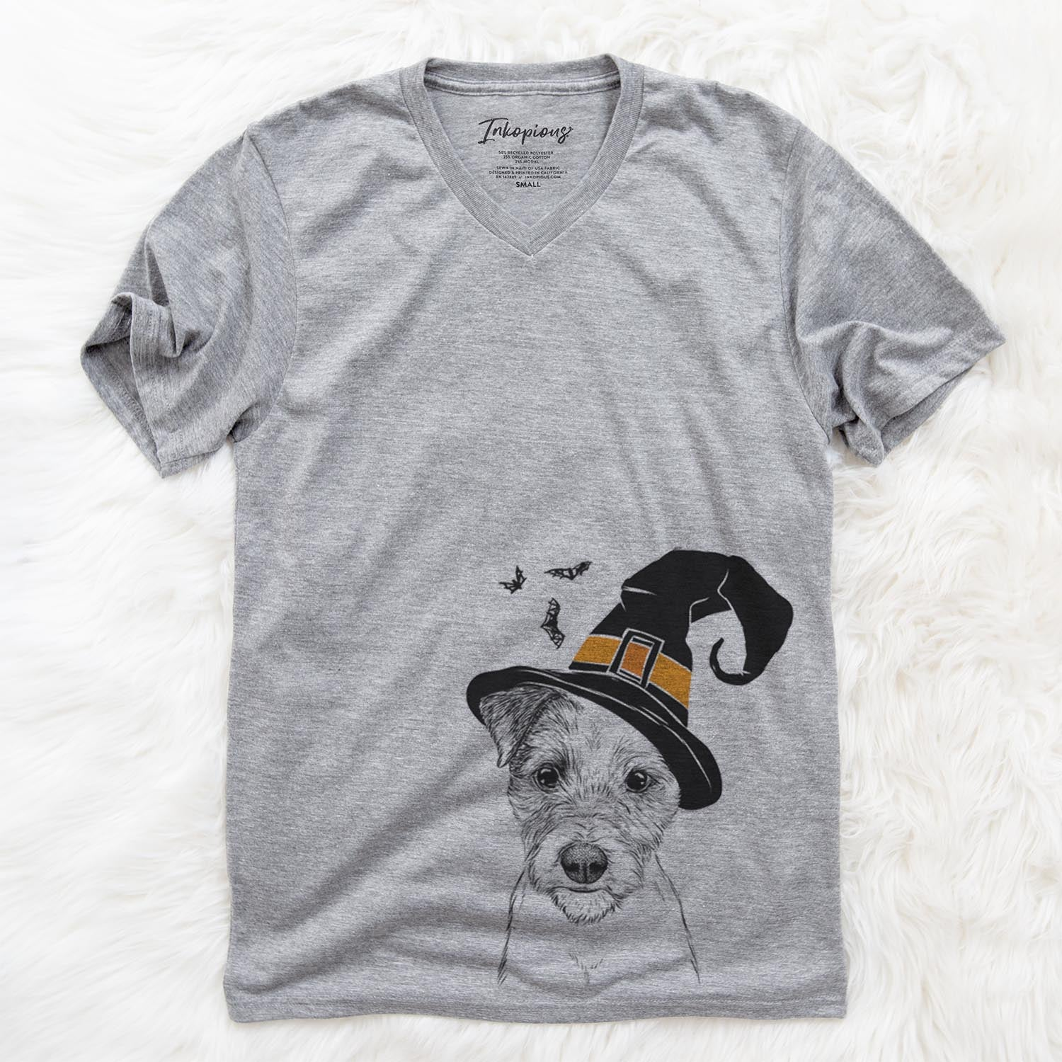 Bogart the Parsons Russell Terrier  - Witch Collection