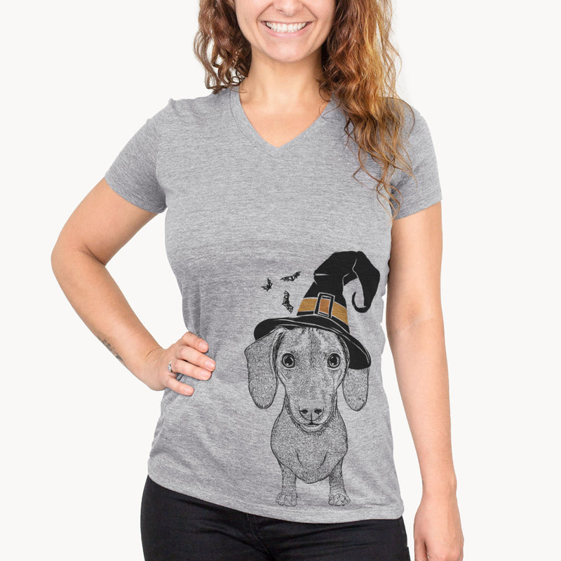 Ernie the Mini Dachshund  - Witch Collection