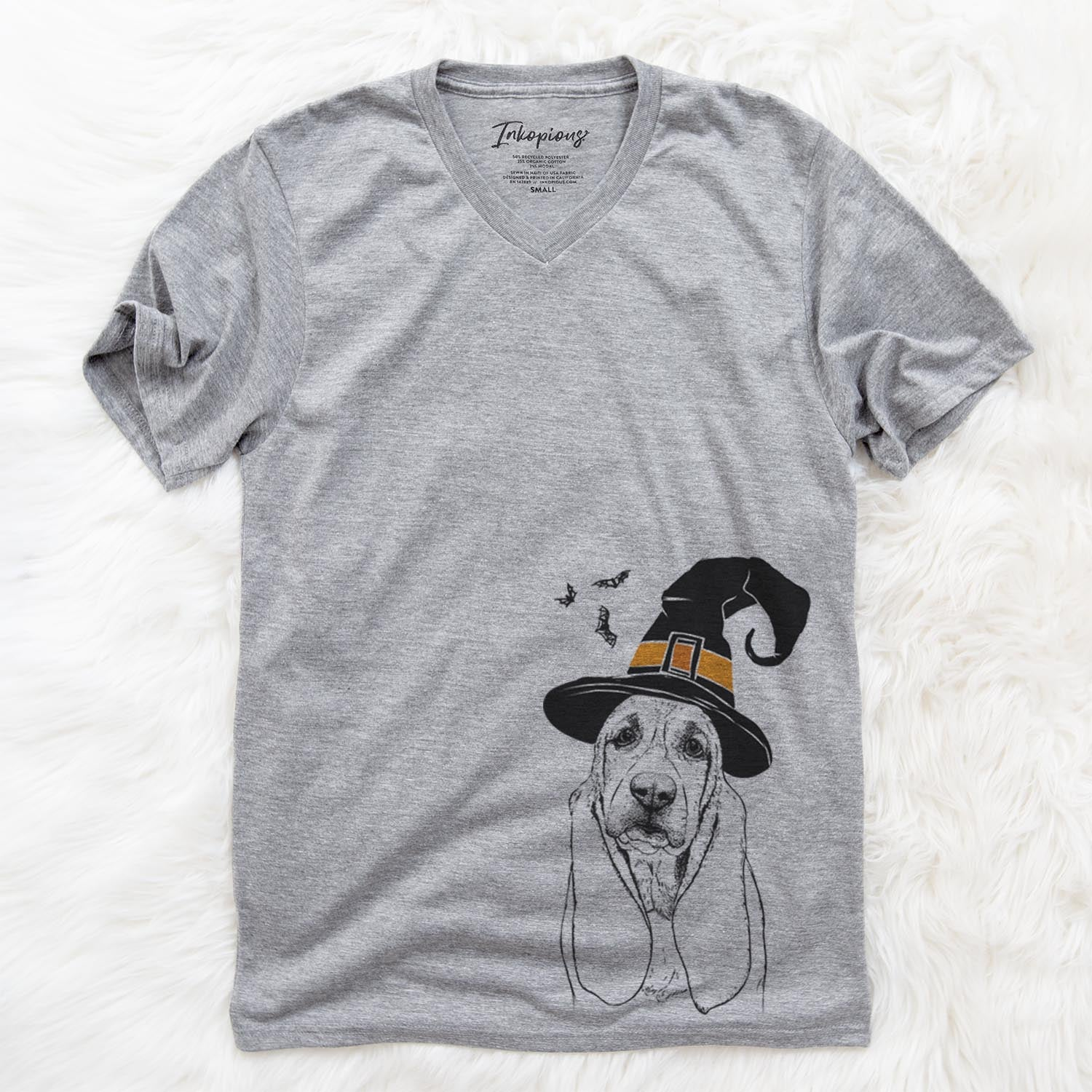 Rolo the Basset Hound  - Witch Collection