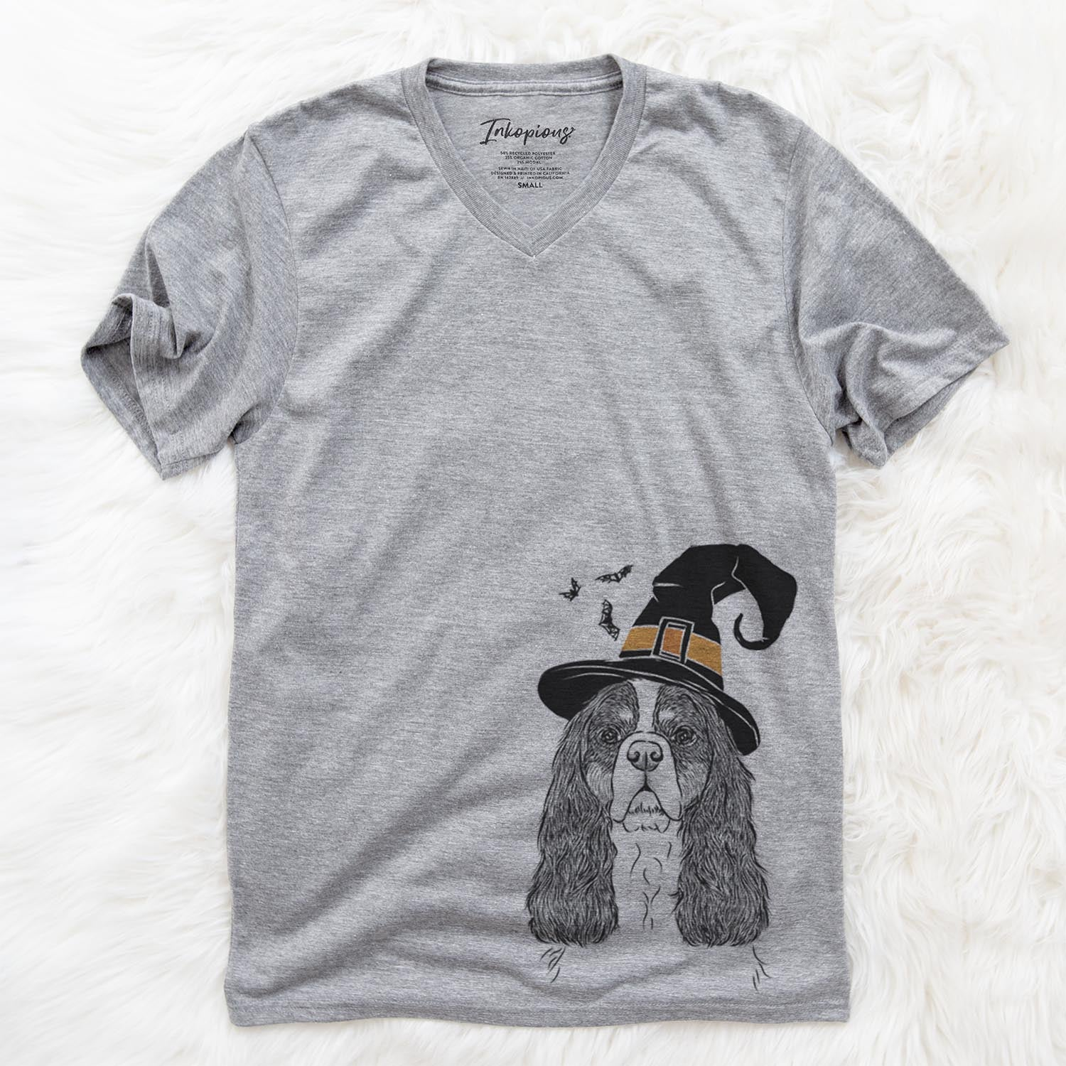 Sebastian the Cavalier King Charles Spaniel  - Witch Collection