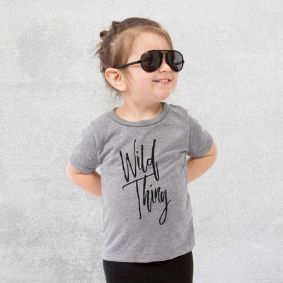 Wild Thing - Kids/Youth/Toddler Shirt