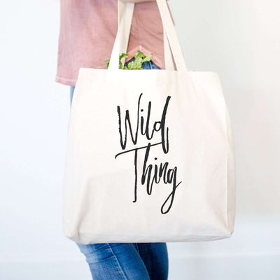 Wild Thing - Tote Bag