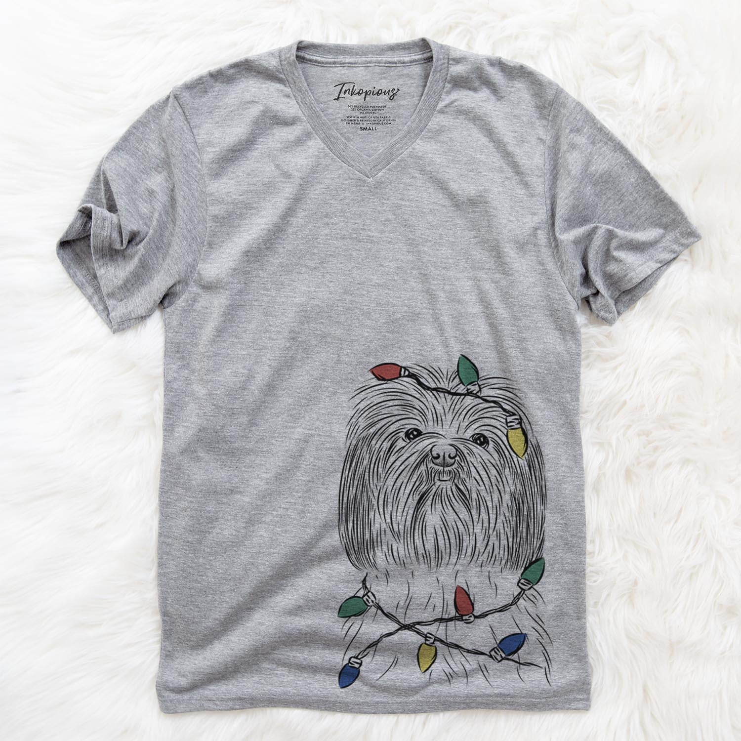 Scully the Shih Tzu  - Christmas Collection