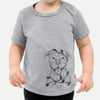 Christmas Tyson the American Bulldog - Kids/Youth/Toddler Shirt