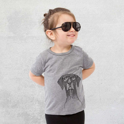 Mattis the German Shorthair Pointer - Kids/Youth/Toddler Shirt