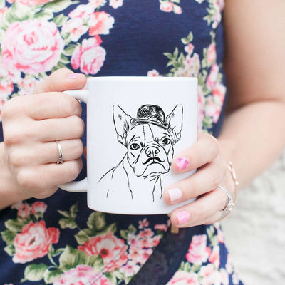 Charles - Boston Terrier - Mug