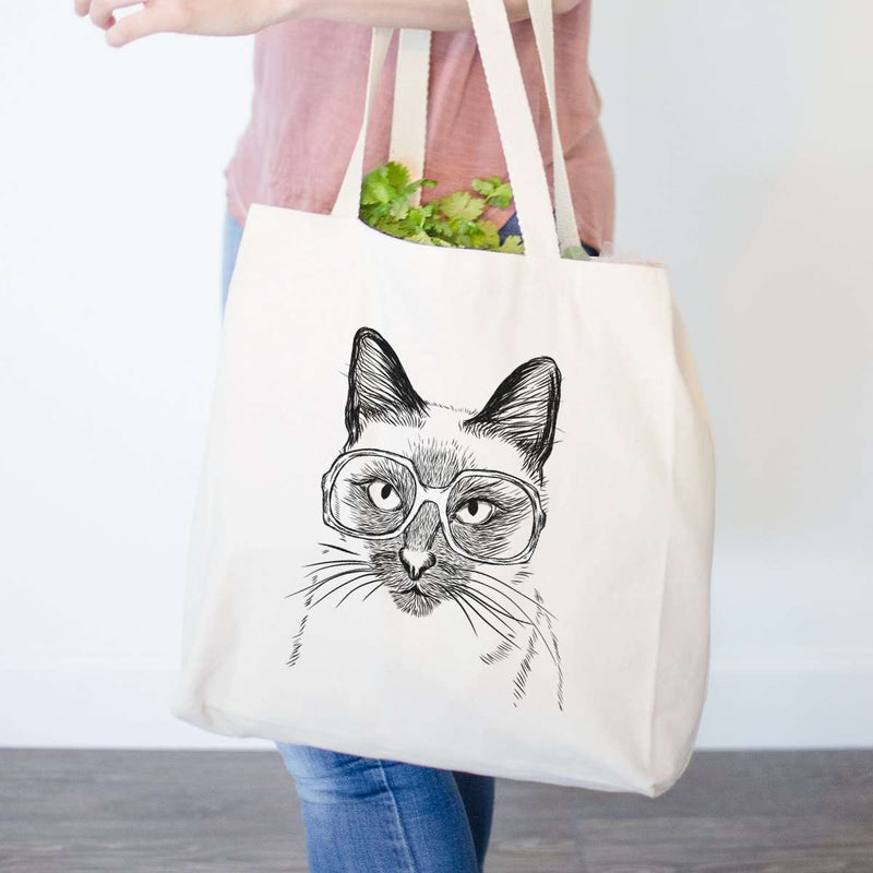 Sasha the Siamese - Tote Bag
