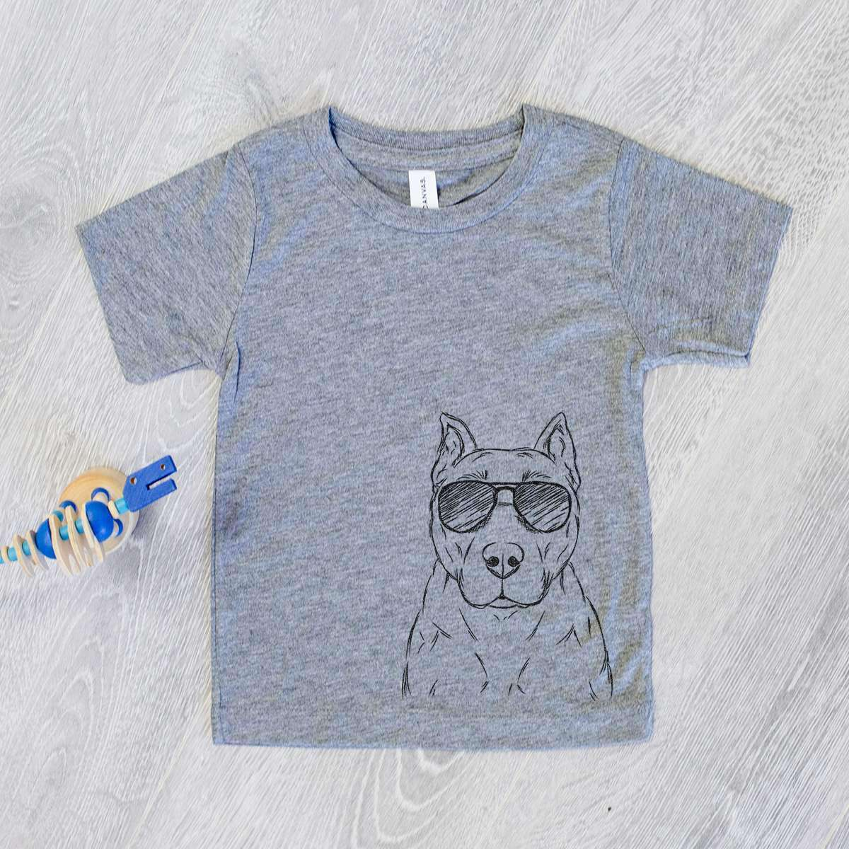 Bane the Bane Staffordshire/Pitbull - Kids/Youth/Toddler Shirt