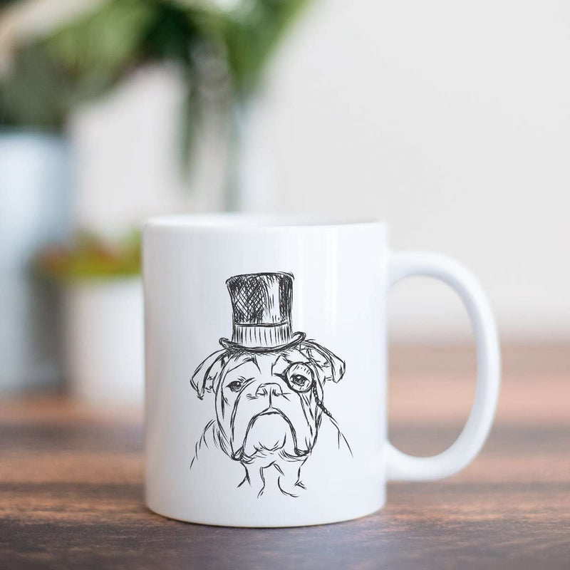 Winston - English Bulldog - Mug