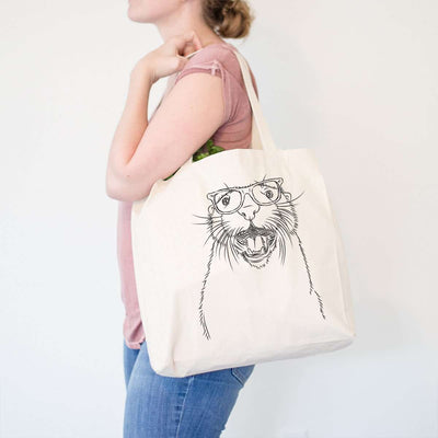 Jasper the River Otter - Tote