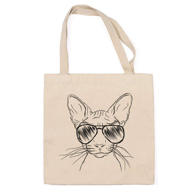 Sammy the Sphinx Cat - Tote Bag