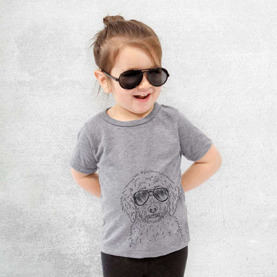 Teddy the Labradoodle - Kids/Youth/Toddler Shirt